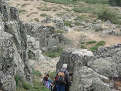 Cuerda de las Cabrillas - Senderismo en el Ocaso;micologia madrid puerto de navafría